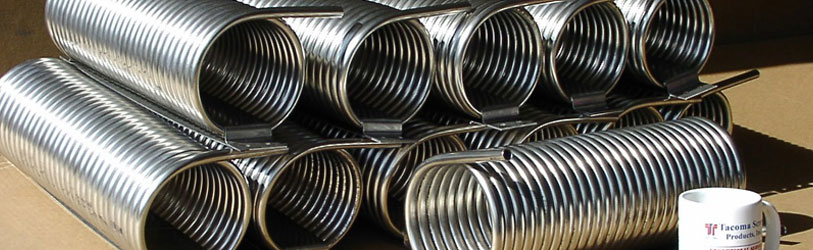 Stainless Steel Coiled Tubes Manufacturer in India